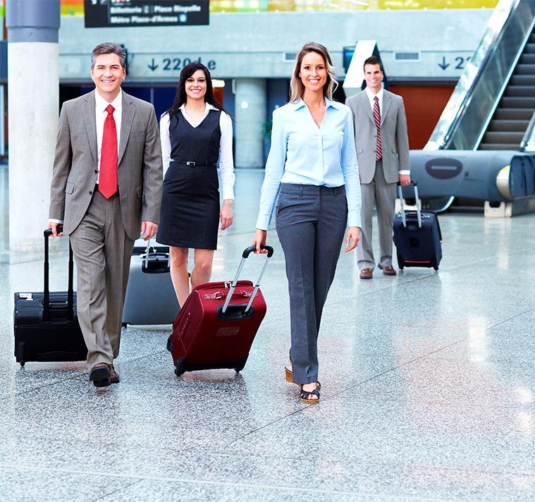 Foreign Business Travelers